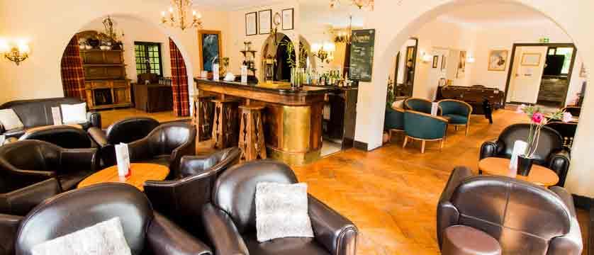 Chalet Hotel Sapiniere bar/lounge